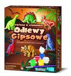 ODLEWY GIPSOWE DINOZAURY w sklepie internetowym TerazGry.pl