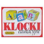 KLOCKI EDUKACYJNE 12 EL. ADAMIGO w sklepie internetowym TerazGry.pl