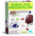 WYKOPALISKA KOPALNIA MINERAŁÓW 4M w sklepie internetowym TerazGry.pl