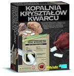 Wykopaliska Kopalnia Kryształy Kwarcu 4M w sklepie internetowym TerazGry.pl