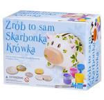 SKARBONKA KRÓWKA 4M w sklepie internetowym TerazGry.pl