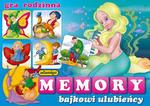 GRA MEMORY BAJKOWI ULUBIEŃCY ADAMIGO w sklepie internetowym TerazGry.pl