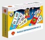 Puzzle ortograficzne rz i ż w sklepie internetowym TerazGry.pl