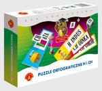 Puzzle ortograficzne h i ch w sklepie internetowym TerazGry.pl