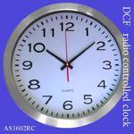 Zegar gigant radio controlled DCF #1 /40cm w sklepie internetowym Atrix.pl
