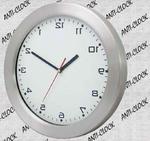 Anty-zegar ścienny aluminiowy w sklepie internetowym Atrix.pl
