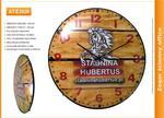 Zegar reklamowy 12' convex /305mm w sklepie internetowym Atrix.pl