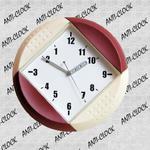 Anty-zegar ścienny kolorowy koło w sklepie internetowym Atrix.pl