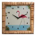 Zegar kwarcowy natura #2 w sklepie internetowym Atrix.pl