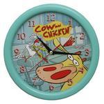 Zegar dla dzieci Cow & Chicken w sklepie internetowym Atrix.pl