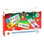 Puzzle ortograficzne h i ch - MAXI w sklepie internetowym ZagrajSAM.pl