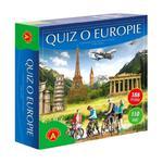 Quiz o Europie w sklepie internetowym ZagrajSAM.pl