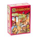 Carcassonne: 2. dodatek - Kupcy i budowniczowie w sklepie internetowym ZagrajSAM.pl