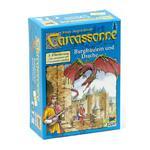 Carcassonne: 3. dodatek - Księżniczka i smok w sklepie internetowym ZagrajSAM.pl