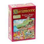 Carcassonne: 8. dodatek - Mosty, zamki i bazary w sklepie internetowym ZagrajSAM.pl