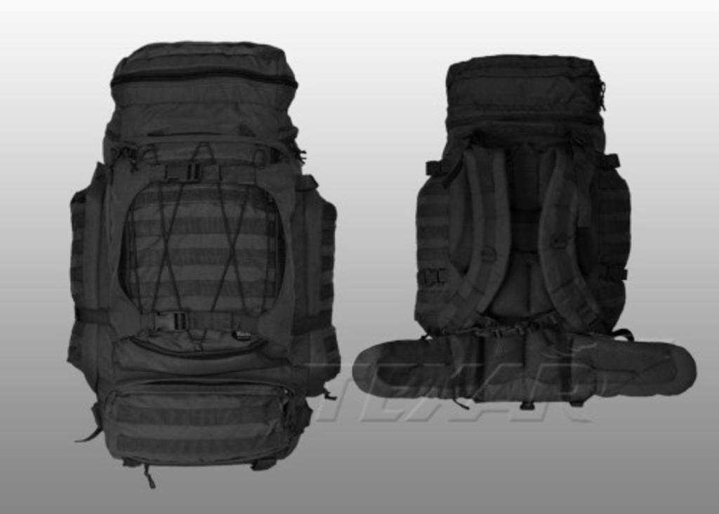 2d96aec287146 Plecak taktyczny Max Pack 85L czarny Texar w sklepie internetowym  sklepikmysliwski.pl. Powiększ zdjęcie