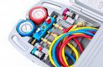Zestaw manometrów z szybkozłączami, manometry do klimatyzacji samochodowej w sklepie internetowym Coolmarket