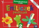 Entliczek pentliczek. Wychowanie przedszkolne, część . Wycinanki-składanki 5-latka w sklepie internetowym NaszaSzkolna.pl