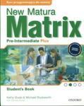 New Matura Matrix Pre-Intermediate Plus Students Book w sklepie internetowym NaszaSzkolna.pl