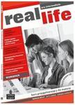 Real Life. Klasa 1-3, liceum i technikum. Język angielski. Zeszyt ćwiczeń (+CD) w sklepie internetowym NaszaSzkolna.pl