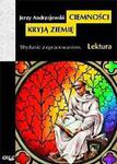Ciemności kryją ziemie. Lektura z opracowaniem w sklepie internetowym NaszaSzkolna.pl