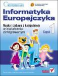 Informatyka Europejczyka. Nauka i zabawa. Szkoła podstawowa, poziom 1. Zajęcia komputerowe (+CD) w sklepie internetowym NaszaSzkolna.pl