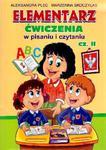 Elementarz. Ćwiczenia w pisaniu i czytaniu. Cz. 2 w sklepie internetowym NaszaSzkolna.pl