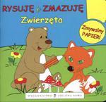 Rysuję i zmazuję. Zwierzęta w sklepie internetowym NaszaSzkolna.pl
