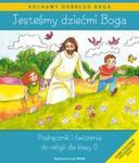 Jesteśmy dziećmi Boga. Klasa 0. Religia. Podręcznik i ćwiczenia w sklepie internetowym NaszaSzkolna.pl