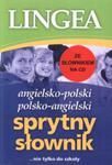 Sprytny słownik. Angielsko-polski, polsko-angielski (+CD) w sklepie internetowym NaszaSzkolna.pl