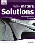 New Matura Solutions Intermediate - Workbook (+ CD) w sklepie internetowym NaszaSzkolna.pl
