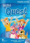 English Quest 2. Książka ucznia w sklepie internetowym NaszaSzkolna.pl