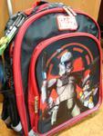 Plecak szkolny Star Wars Clone Wars w sklepie internetowym NaszaSzkolna.pl