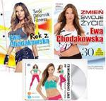 ROK Z EWĄ CHODAKOWSKĄ+ZMIEŃ SWOJE ŻYCIE+DVD w sklepie internetowym NaszaSzkolna.pl
