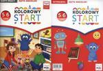Kolorowy start. Pięciolatki i sześciolatki. Język angielski. Pakiet w sklepie internetowym NaszaSzkolna.pl