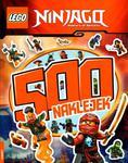 Lego Ninjago. 500 naklejek LBS-702 w sklepie internetowym NaszaSzkolna.pl