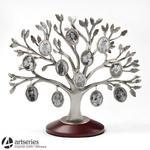 Srebrne drzewko-ramka na 12 zdjęć w sklepie internetowym Artseries.pl