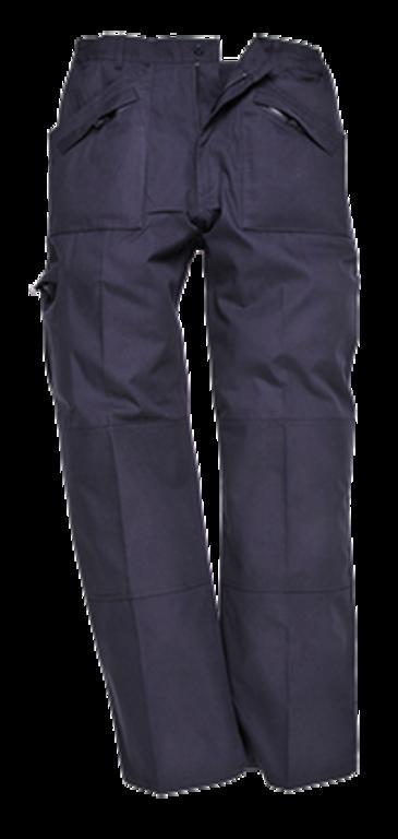 b5e46a217da3f6 Spodnie robocze bojówki S787 Portwest w sklepie internetowym KRUKO.PL.  Powiększ zdjęcie