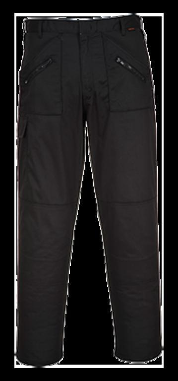 bca6a78d109a64 Spodnie robocze bojówki S887 Portwest - Black w sklepie internetowym  KRUKO.PL. Powiększ zdjęcie