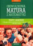 Marzena Orlińska OBOWIĄZKOWA MATURA Z MATEMATYKI 2013. POZIOM PODSTAWOWY [antykwariat] w sklepie internetowym Hatteria.pl