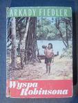 Arkady Fiedler WYSPA ROBINSONA [antykwariat] w sklepie internetowym Hatteria.pl