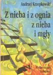 Andrzej Krzepkowski Z NIEBA I Z OGNIA Z NIEBA I MGŁY [antykwariat] w sklepie internetowym Hatteria.pl
