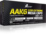 Olimp - AAKG Extreme 1250 Mega Caps 120 kaps. w sklepie internetowym Sport-Shop.pl
