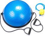 Trener równowagi, piłka bosu Allright / GWARANCJA 24 MSC. / Tanie RATY w sklepie internetowym Sport-Shop.pl