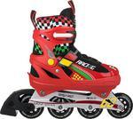 Łyżworolki regulowane z wymienną płozą 2w1 Racing ABEC 7 SMJ / Tanie RATY w sklepie internetowym Sport-Shop.pl