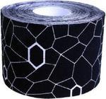 Taśma Kinesio 5cm x 5m Thera-Band (czarno-biała) w sklepie internetowym Sport-Shop.pl