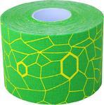 Taśma Kinesio 5cm x 5m Thera-Band (zielono-żółta) w sklepie internetowym Sport-Shop.pl