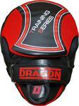 Tarcze treningowe - łapy trenera V-Focus Dragon (czerwone) w sklepie internetowym Sport-Shop.pl