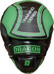 Tarcze treningowe - łapy trenera V-Focus Dragon (zielone) w sklepie internetowym Sport-Shop.pl