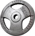Obciążenie olimpijskie żeliwne 25kg Bauer Fitness / Tanie RATY w sklepie internetowym Sport-Shop.pl